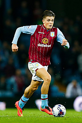 Jack Grealish of Aston Villa breaks - Photo mandatory by-line: Rogan Thomson/JMP - 07966 386802 - 27/08/2014 - SPORT - FOOTBALL - Villa Park, Birmingham - Aston Villa v Leyton Orient - Capital One Cup Round 2.