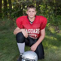 Hinckley Finlayson Jaguar youth Football