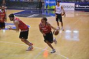 Sassari 19 Agosto 2012 - qualificazioni Eurobasket 2013 - Allenamento<br /> Nella Foto : GIUSEPPE POETA<br /> Foto Ciamillo/Castoria