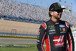 September 14, 2018 - Las Vegas, Nevada, United States of America - Kurt Busch (41) hangs out on pit road before qualifying for the South Point 400 at Las Vegas Motor Speedway in Las Vegas, Nevada. (Credit Image: © Chris Owens Asp Inc/ASP via ZUMA Wire)