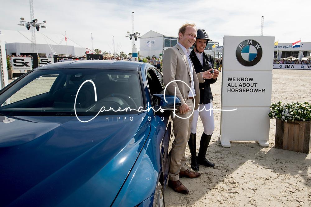 Patteet Gudrun, BEL<br /> Rolex Grand Prix CSI 5* - Knokke 2017<br /> &copy; Hippo Foto - Dirk Caremans<br /> 09/07/2017