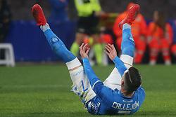 February 17, 2019 - Napoli, Italy, Italy - Italian Serie A football match SSC Napoli - Torino FC at the San Paolo stadium in photo Jose Callejon striker of ssc napoli score final of the match is 0-0. (Credit Image: © Antonio Balasco/Pacific Press via ZUMA Wire)