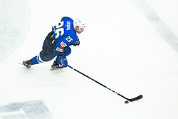 URBAS Jan (SLO) during OI pre-qualifications of Group G between Slovenia men's national ice hockey team and Japan men's national ice hockey team, on February 9, 2020 in Ice Arena Podmezakla, Jesenice, Slovenia. Photo by Peter Podobnik / Sportida