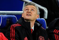 Manchester United caretaker manager Ole Gunnar Solskjaer - Mandatory by-line: Nizaam Jones/JMP - 22/12/2018 -  FOOTBALL - Cardiff City Stadium - Cardiff, Wales-  Cardiff City v Manchester United - Premier League