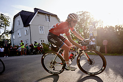 Gillian Ellsay (CAN) during Ladies Tour of Norway 2019 - Stage 2, a 131 km road race from Mysen to Askim, Norway on August 23, 2019. Photo by Sean Robinson/velofocus.com