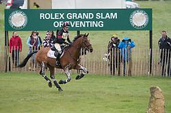 Bullimore Sarah (GBR) - Valentino V<br /> Cross Country - CCI4* <br /> Mitsubishi Motors Badminton Horse Trials 2014 <br /> © Hippo Foto - Jon Stroud