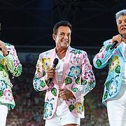 NLD/Amsterdam/20150530 - Toppers concert 2015 Crazy Summer edition, Gerard Joling, Rene Froger en Jeroen van der Boom
