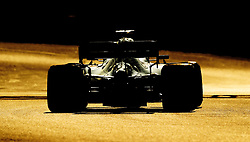 File photo dated 21-02-2019 of Mercedes Lewis Hamilton.