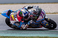 Alex Marquez of Spain and EG 00 Marc VDS rides during free practice for the Moto2 of Catalunya at Circuit de Catalunya on June 9, 2017 in Montmelo, Spain.(ALTERPHOTOS/Rodrigo Jimenez)