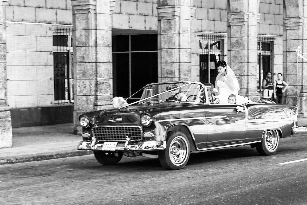 Marriage Palace, Havana Vieja, Cuba.