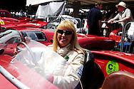Sally Mason Styron at Goodwood Festival of Speed