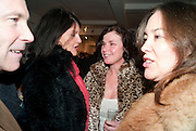 MINNIE CECIL; LAURA FABER; DOMITILLA GETTY, The Way We Wore.- Photographs of parties in the 70's by Nick Ashley. Sladmore Contemporary. Bruton Place. London. 13 January 2010.<br /> MINNIE CECIL; LAURA FABER; DOMITILLA GETTY, The Way We Wore.- Photographs of parties in the 70's by Nick Ashley. Sladmore Contemporary. Bruton Place. London. 13 January 2010. *** Local Caption *** -DO NOT ARCHIVE-© Copyright Photograph by Dafydd Jones. 248 Clapham Rd. London SW9 0PZ. Tel 0207 820 0771. www.dafjones.com.