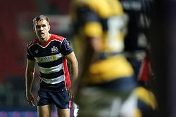 Adrian Jarvis of Bristol Rugby looks on - Rogan Thomson/JMP - 14/10/2016 - RUGBY UNION - Ashton Gate Stadium - Bristol, England - Bristol Rugby v Saracens - EPCR Challenge Cup.