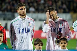 Matera (MT) 17.11.2014 - U21 Amichevole Italia - Danimarca.