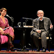 Salman Rushdie, Oct. 2012