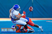 2016 Boise State football Scrimmage 4-2-16