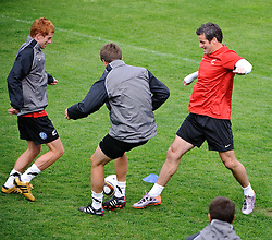27.05.2010, Stadion, St. Lamprecht, AUT, FIFA Worldcup Vorbereitung, Training Neuseeland, im Bild Ryan Nelson, EXPA Pictures © 2010, PhotoCredit: EXPA/ S. Zangrando / SPORTIDA PHOTO AGENCY