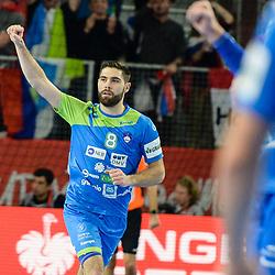 20180119: CRO, Handball - EHF Euro Croatia 2018 - Group II, Slovenia vs Denmark