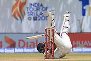 Sri Lanka v India - Cricket 1st Test - 2nd Day 27 July 2017