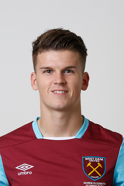 LONDON, ENGLAND - AUGUST 06:  Sam Byram of West Ham poses during a Premier League portrait session on August 6, 2016 in London, England. (Photo by Tom Shaw/Getty Images)