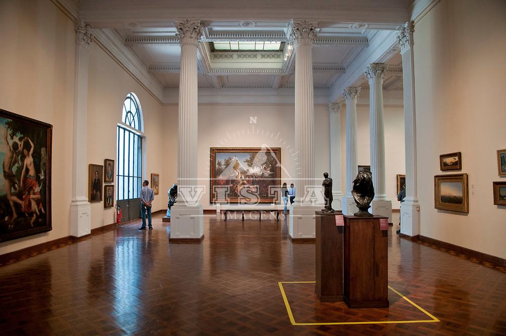 Museu Nacional de Belas Artes, Rio de Janeiro, Brasil, foto de Ze Paiva, Vista Imagens.