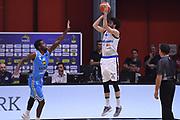 Michele Vitali<br /> Vanoli Cremona - Germani Leonessa Basket Brescia<br /> LegaBasket Serie A 2017/2018<br /> Cremona, 28/04/2018<br /> Foto M.Ceretti / Ciamillo-Castoria