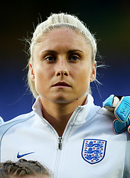 Isobel Christiansen of England - Mandatory by-line: Matt McNulty/JMP - 19/09/2017 - FOOTBALL - Prenton Park - Birkenhead, United Kingdom - England v Russia - FIFA Women's World Cup Qualifier