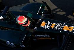 Motorsports / Formula 1: World Championship 2011, Testing in Barcelona, test, 20 Jarno Trulli (ITA, Lotus F1 Racing),