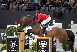 Madden Beezie, USA, Breitling<br /> LONGINES FEI World Cup™ Finals Paris 2018<br /> © Dirk Caremans<br /> 15/04/2018