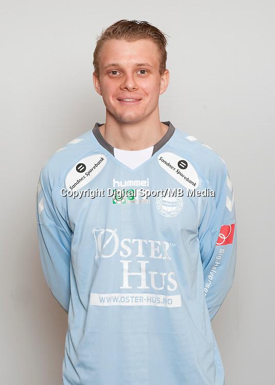 Fotball , Tippeligaen 2013 , Eliteserien , portrett , portretter , Sandnes Ulf , Jakob Olsson<br /> Foto: Astrid M. Nordhaug