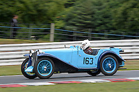 #163 Morland (Andrew) A. MG L1 4 SEATER 1087 1933