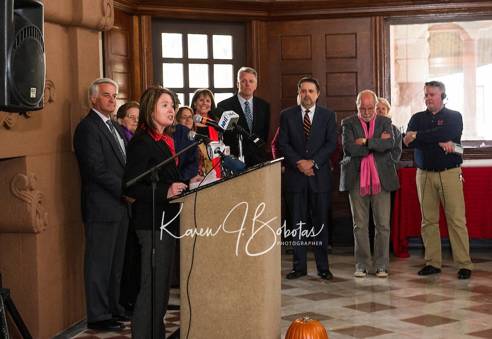 Pumpkin Fest announcement for October 2015.  Karen Bobotas for the Laconia Daily Sun