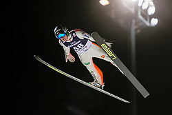 08.01.2016, Mühlenkopfschanze, Willingen, GER, FIS Weltcup Ski Sprung, Willingen, im Bild Domen Prevc, Slowenien // during Skijumping Qualification of FIS Skijumping World Cup at the Mühlenkopfschanze in Willingen, Germany on 2016/01/08. EXPA Pictures © 2016, PhotoCredit: EXPA/ Eibner-Pressefoto/ Socher<br /> <br /> *****ATTENTION - OUT of GER*****