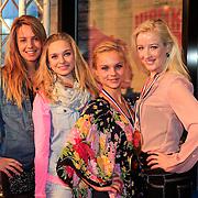 NLD/Haarlem/20121208 - Premiere Wreck - It Ralph, Pip Pellens en ????..