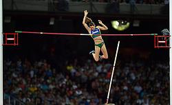 26-08-2015 CHN: IAAF World Championships Athletics day 5, Beijing<br /> Fabiana  Murer BRA, pole vault<br /> Photo by Ronald Hoogendoorn / Sportida