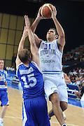 Bari, 08/08/2010<br /> Eurobasket men 2011 Qualifying Round<br /> Italia - Finalndia<br /> Nella foto: Pietro Aradori<br /> Foto Ciamillo