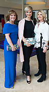 Repro free:  Edel Connolly, Niamh Donovan, Miriam O'Reilly, Brown Thomas  at The Irish Fashion Innovation Awards 2017 at the Radisson Blu Hotel. Photo:Andrew Downes, XPOSURE<br /> <br /> NOTE: <br /> The Irish Fashion Innovation Awards presented by Goldenegg Productions is a contest for fashion designers and fashion students, showcasing the highest expression of creativity from the most innovative designers in Ireland. Recognised as a launching pad for Ireland&rsquo;s most talented, the event attracts entries from promising fashion creatives competing for the prestigious Awards. The Irish Fashion innovation Awards continually aspire to showcase the most cutting-edge designers, giving up-and-coming designers an invaluable connection to the public. The brainchild of Patricia McCrossan of Goldenegg Productions, the Awards give visibility, support and a voice to design talent throughout Ireland, offering an unrivalled opportunity for their work to be shown to a jury made up of fashion design experts. &ldquo;The Goldenegg Irish Fashion Innovation Awards are unique to Ireland. They are seen as providing a rite of passage for many of our top designers as they make their way up the rungs of the fashion ladder. We have a fantastic track record to date with some of Ireland&rsquo;s best-known designers making their national debut at the Goldenegg Irish Fashion Innovation Awards,&rdquo; explains Patricia. Previous winners include Carla Johnson, Natalie B. Coleman, Una Burke, Niamh O&rsquo;Neill, Martha Lynn, Blaithin Ennis and Rebecca Marsden.