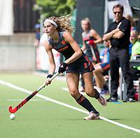 St.-Job-In 't Goor / Antwerpen -  Nederland Jong Oranje Dames (JOD) - Groot Brittannie (7-2).  Yibbi Jansen (Ned) COPYRIGHT  KOEN SUYK