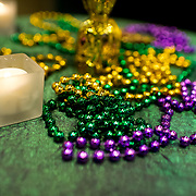 COGA Mardi Gras Party
