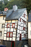 Rickety old house in Monschau ..., Travel, lifestyle