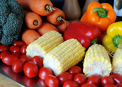 Embargoed to 0115 Tuesday August 1 File photo dated 20/07/14 of vegetables. Only rich and educated people reduce their risk of heart disease by adopting a Mediterranean diet, researchers claim. PRESS ASSOCIAION Photo. Issue date: Tuesday August 1, 2017. Surprising results from the Italian study suggest that eating a healthy mix of fruits, vegetables, nuts, beans and fish while cutting down on red meat offers no benefit to the less advantaged. See PA story HEALTH Diet. Photo credit should read: Nick Ansell/PA Wire