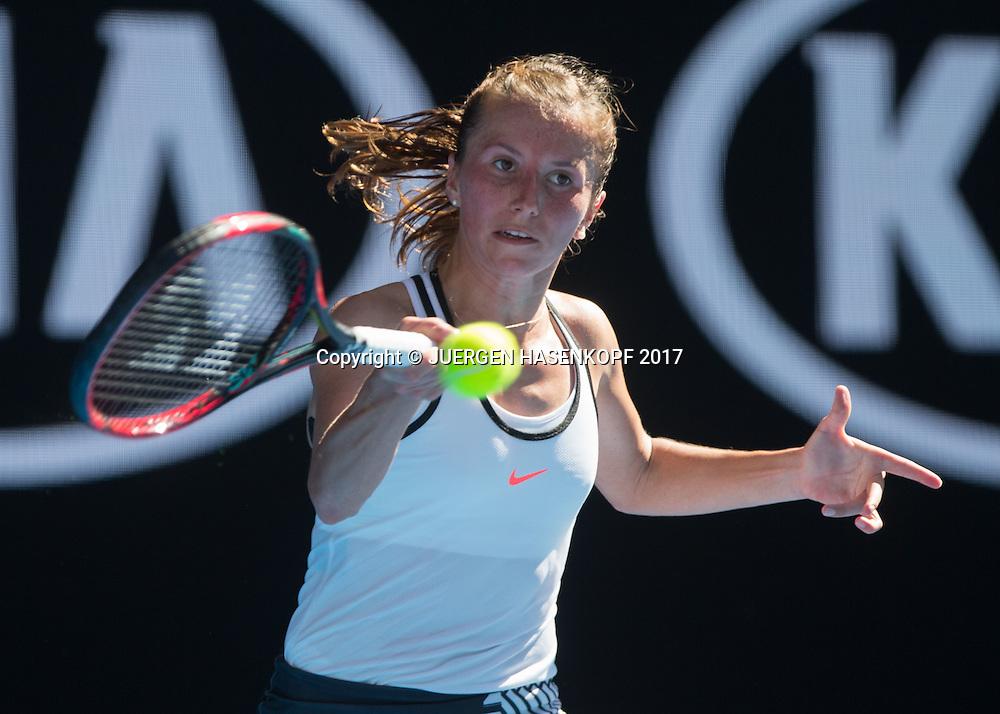 ANNIKA BECK (GER)<br /> <br /> Australian Open 2017 -  Melbourne  Park - Melbourne - Victoria - Australia  - 16/01/2017.