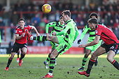 Morecambe v Forest Green Rovers 170218
