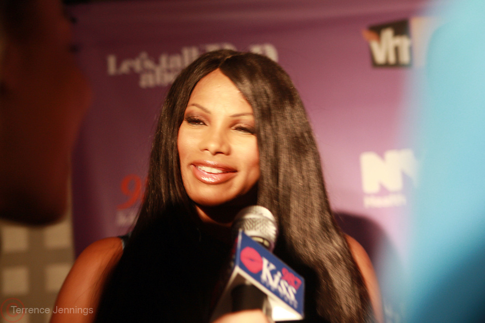 """Sandra """"Pep"""" Denton at the Celebration for the Finale episode of the VH1 hit reality show ' Let's talk about Pep held at the Comix Club on March 1, 2010 in New York City."""