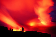 Kilauea Volcano, Island of Hawaii