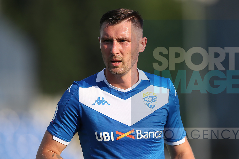 Brescia Calcio's Czech midfielder Jaromir Zmrhal during the Serie A match at Stadio Mario Rigamonti, Brescia. Picture date: 27th June 2020. Picture credit should read: Jonathan Moscrop/Sportimage