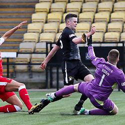 East Fife v Dumbarton, Scottish League One, 23 February 2019
