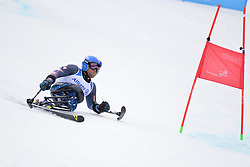 WALKER Tyler LW12-1 USA at 2018 World Para Alpine Skiing Cup, Kranjska Gora, Slovenia