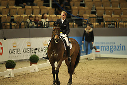 Gließelmann, Jan-Dirk (GER), Real Dancer<br /> Neumünster - VR Classics 2016<br /> Nat. Grand Prix Championat der Pferdestadt Neumünster<br /> © www.sportfotos-lafrentz.de / Stefan Lafrentz