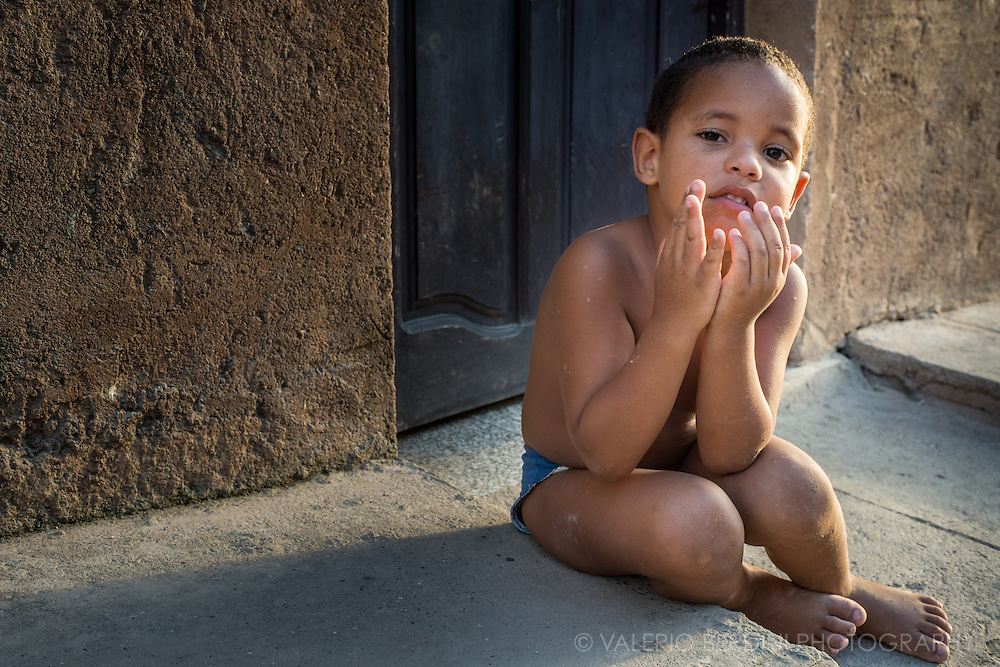 Pepe is a young boy living in Trinidad, Cuba.